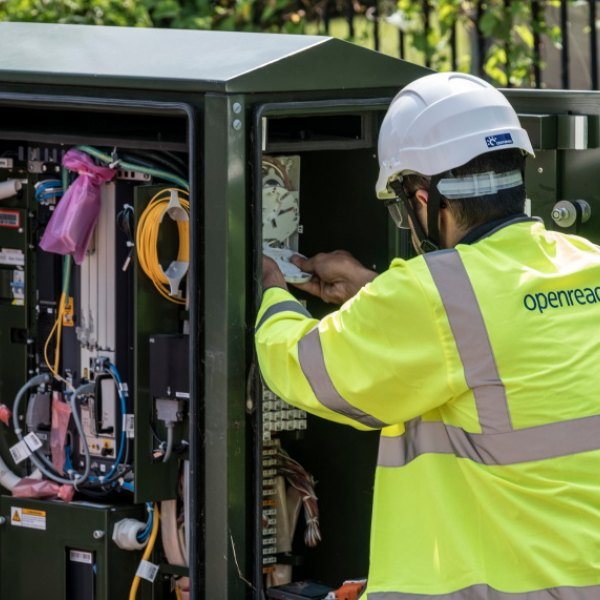 openreach 2017 street cabinet engineer