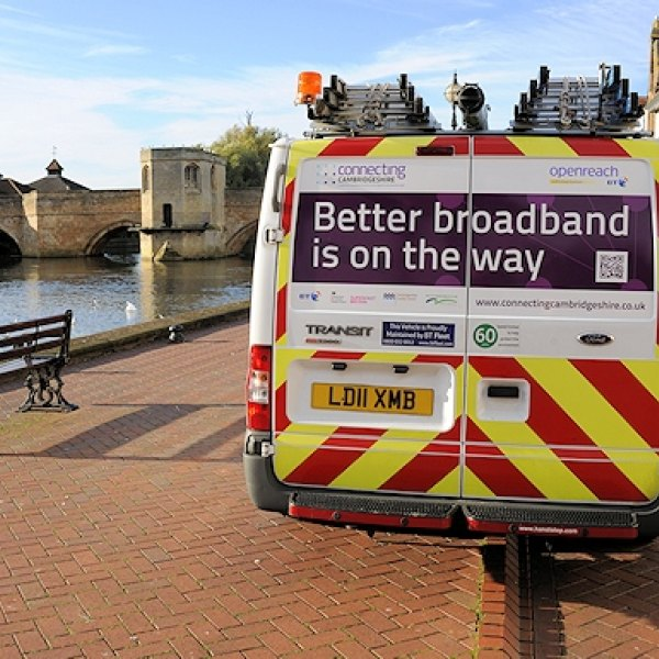 openreach_better_broadband_van