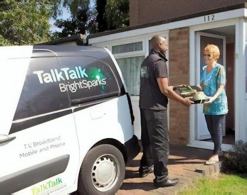 talktalk brightsparks engineer