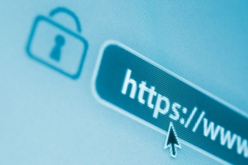 website hyperlink link secure