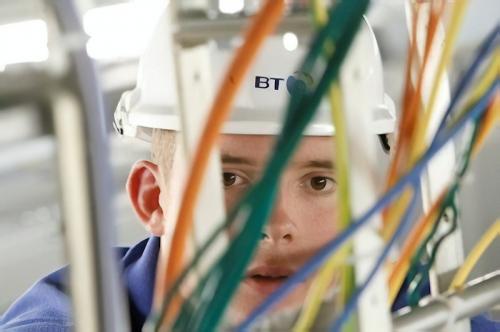 BT Wholesale engineers