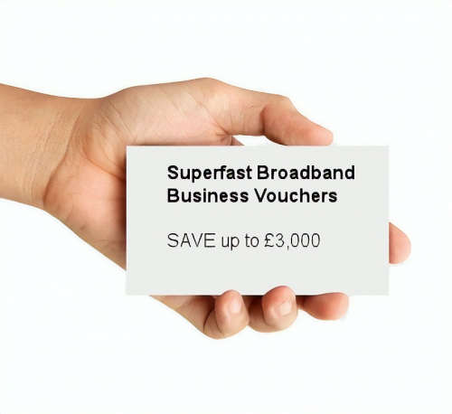 business broadband connection voucher uk