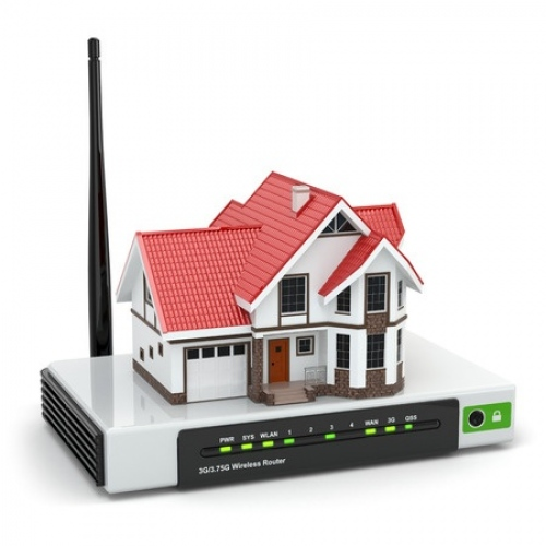 router home broadband hardware