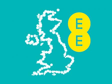 ee uk logo map