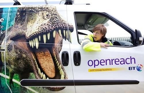 dinosaur_openreach_van