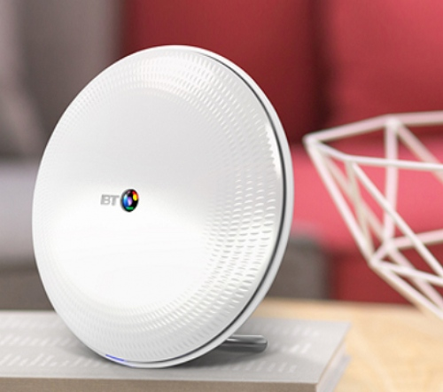 Firmware Update Causes Problems for BT's Whole Home Wi-Fi