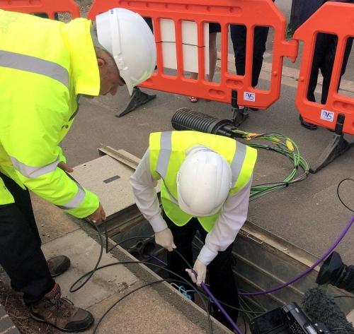 CityFibre Chooses Milton Keynes As First Vodafone Full Fibre City