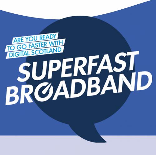 digital scotland go faster broadband