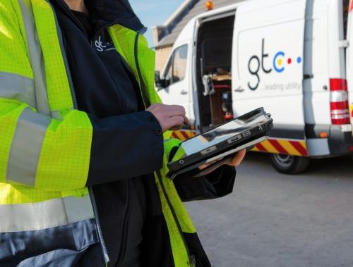 gtc engineer and van
