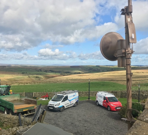 boundless networks wireless deployment west yorkshire