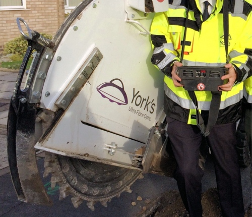 talktalk york fttp digging