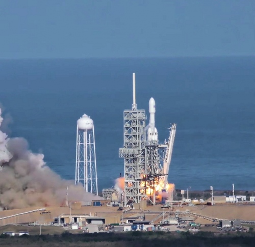 Internet from space will be too late: forced SpaceX postpones rocket launch