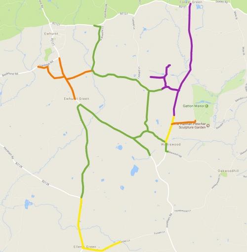 box broadband isp surrey hills map