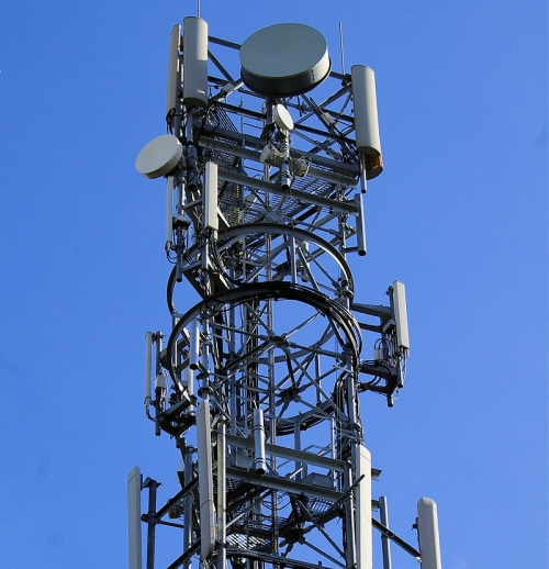 ee mobile tower mast uk