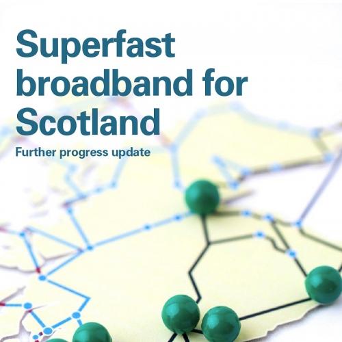 scotland broadband progress 2018 uk r100