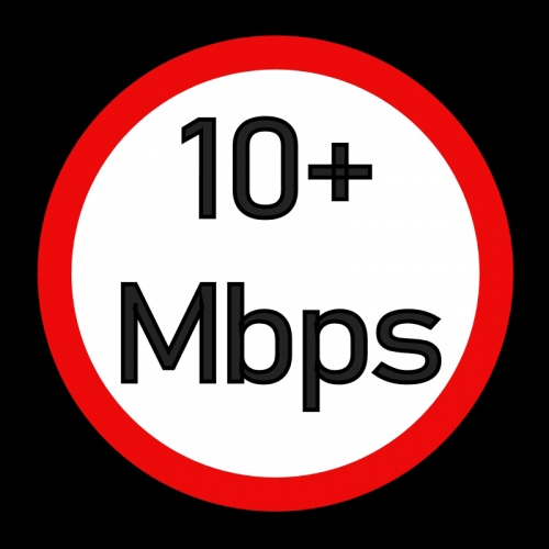 10mbps uso minimum broadband speed uk