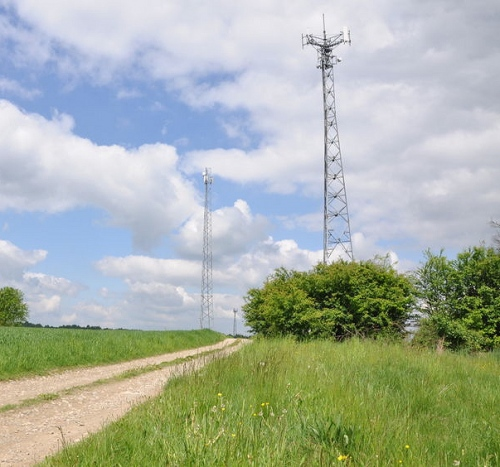 mobile mast rural broadband uk