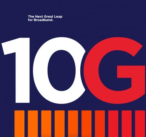 10g cable broadband
