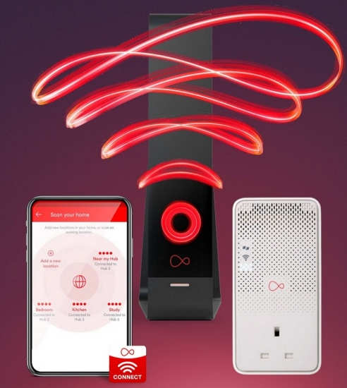 Virgin Media UK Upgrade Broadband Routers with Intelligent WiFi
