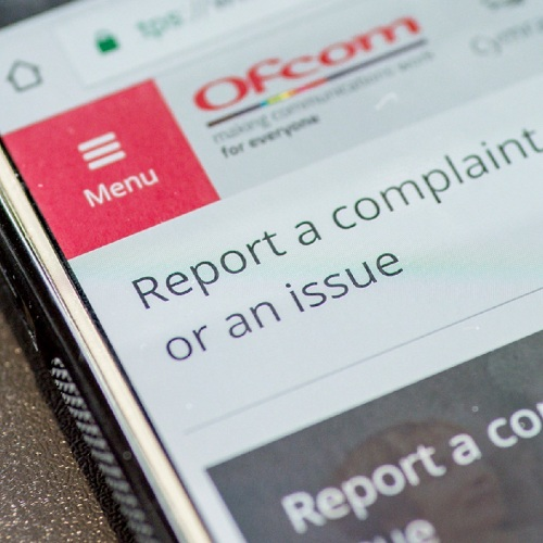 complaints ofcom report isp broadband tv phone mobile