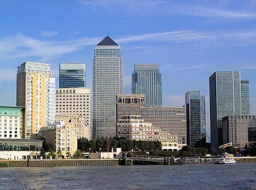 broadband east london uk skyline