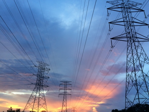 uk mains power and electricity