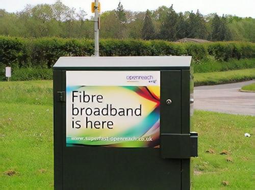 bt rural fibre broadband cabinet uk