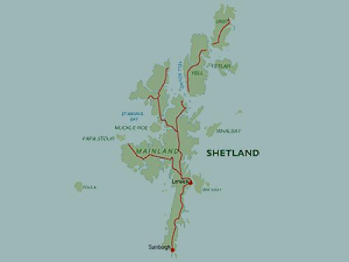 shetland islands uk
