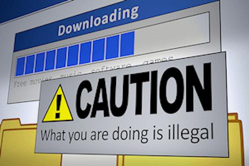 illegal uk internet downloading