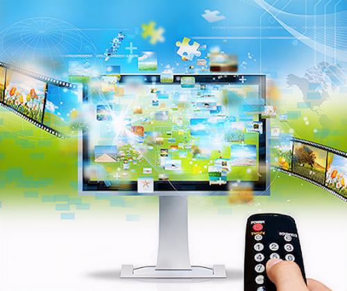 Television iptv video streaming uk