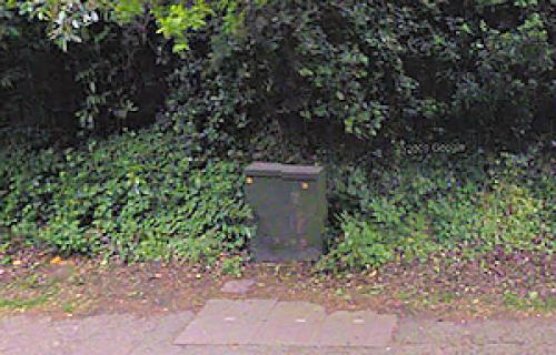 pcp053 lewes road uk btopenreach street cabinet
