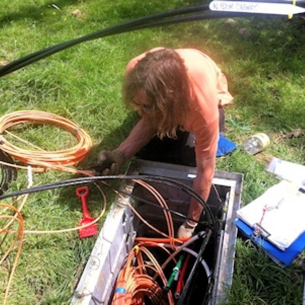 b4rn fibre optic broadband cable ducting node