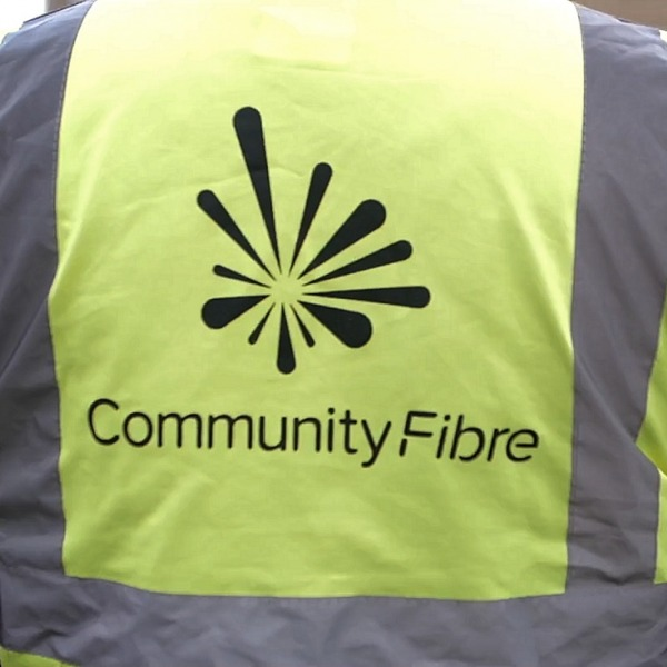 community fibre engineer jacket
