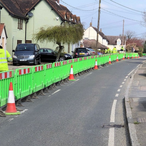 county broadband fttp street works