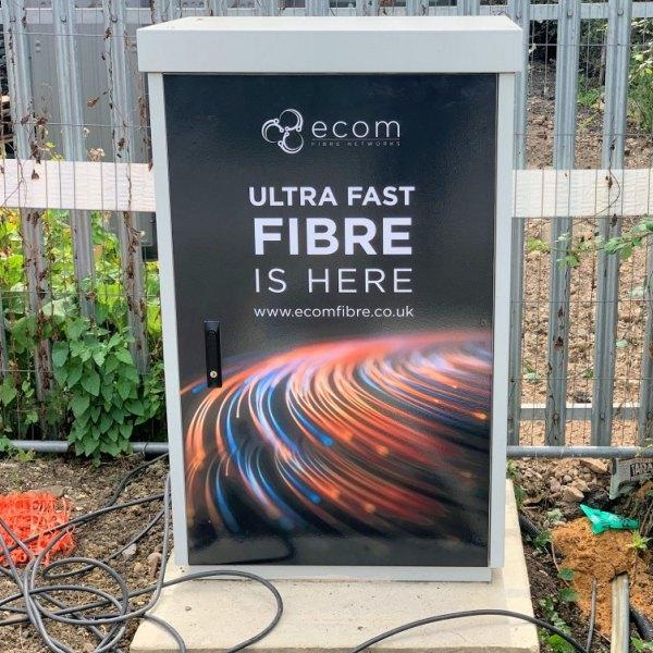 ecom fibre ftth cabinet