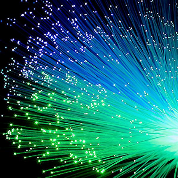 fibre optic cable spectrum colours