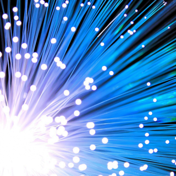 fibre optic cable wave