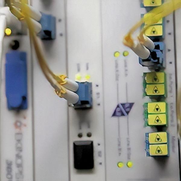 fibre optic networking