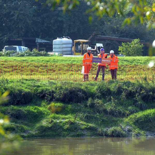 gigaclear river drill fastershire