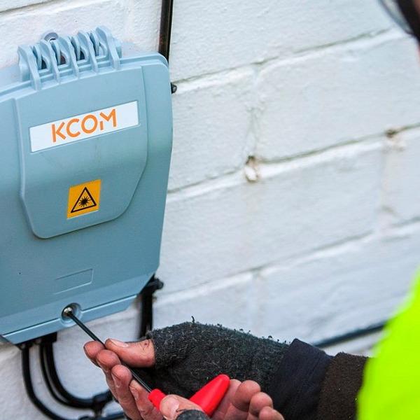 kcom telecoms fttp fttc install