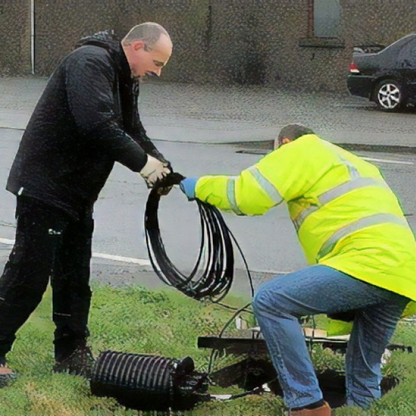 shetland telecom fibre optic cable line uk
