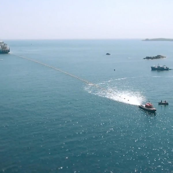 submarine fibre optic cornwall