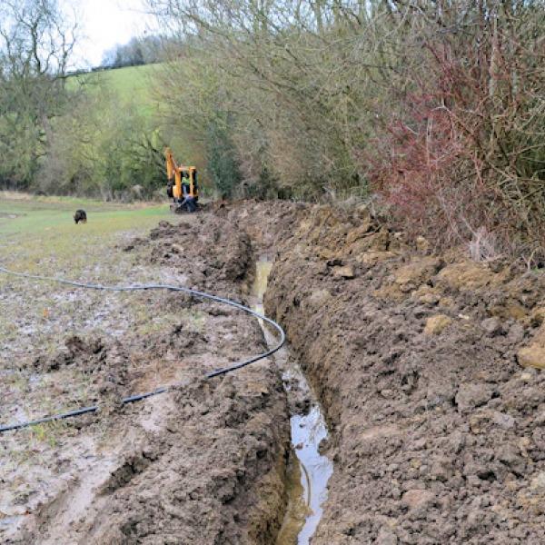 truespeed muddy fttp trench