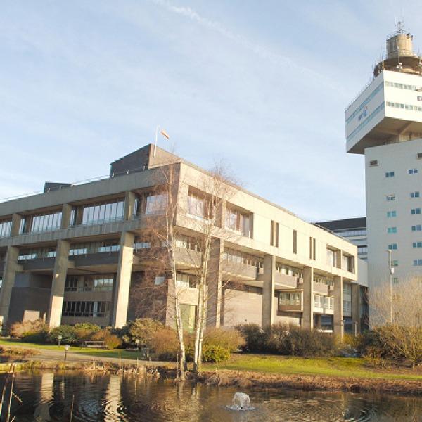 BT Labs in Ipswich