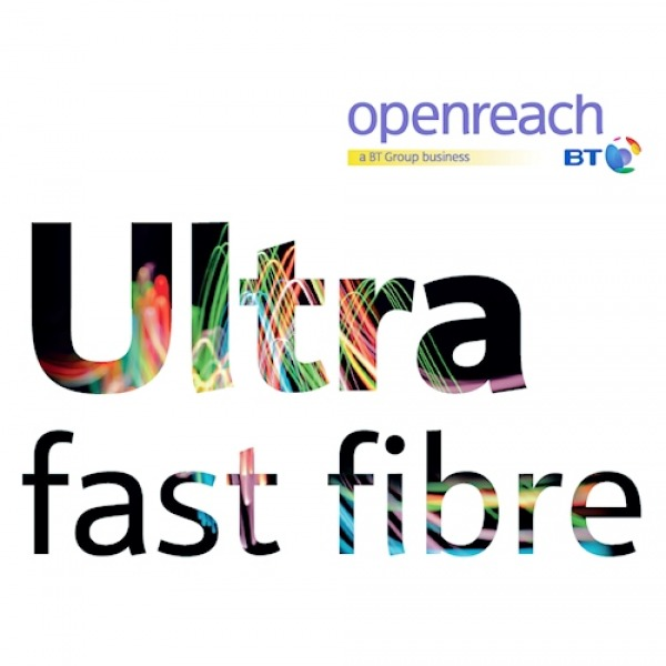 Openreach BT UltraFast G.fast Fibre Broadband
