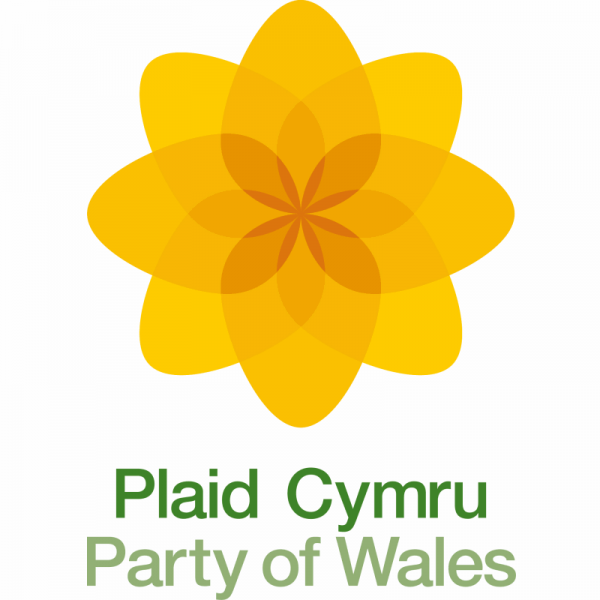 Plaid cymru logo - the party of wales uk
