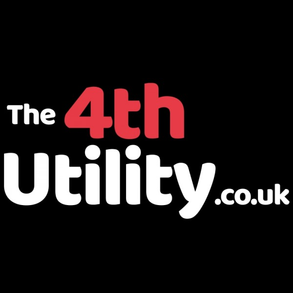 the 4th utility isp logo