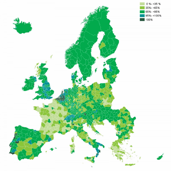 eu nga broadband coverage map june 2016
