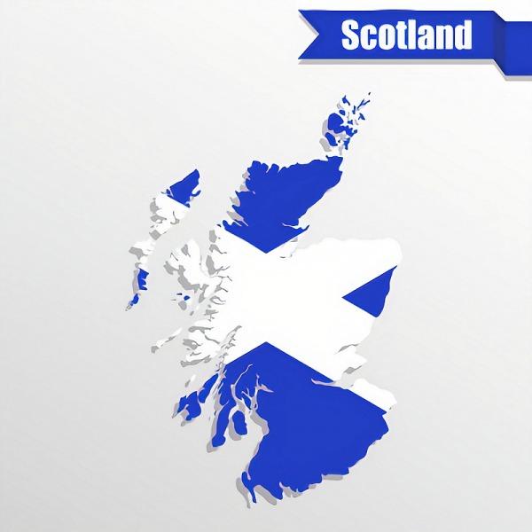 scotland name map