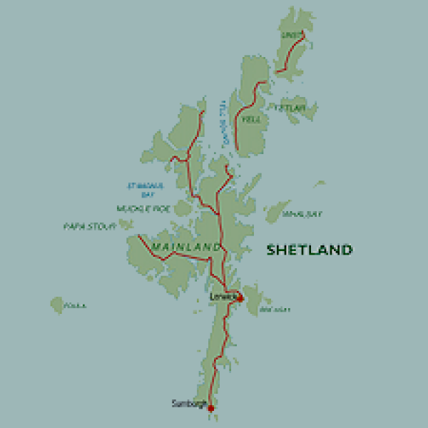 shetland islands uk